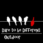 Dare to be Different Outdoor