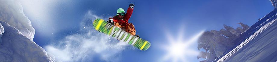 Onderhoud van ski's & snowboards