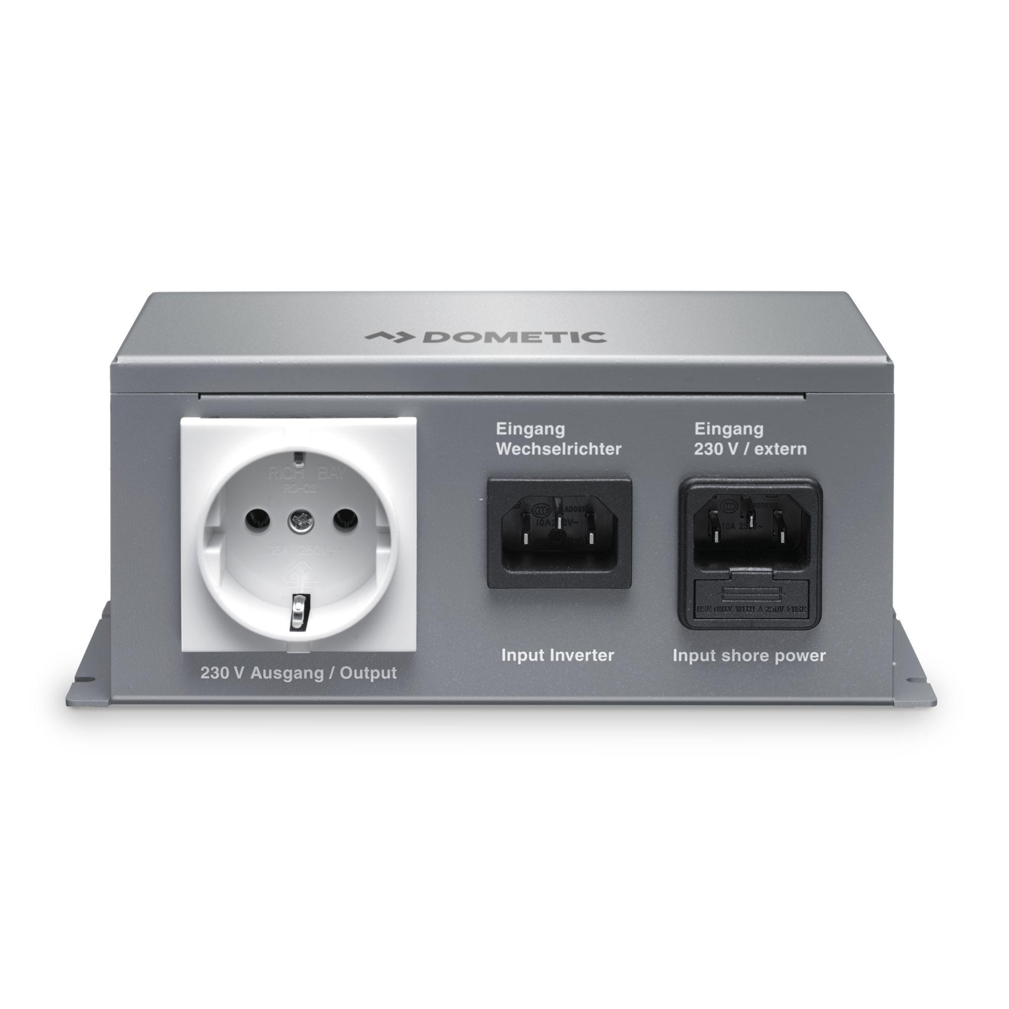 Afbeelding van Dometic SinePower VS230 Netvoorrangsschakeling
