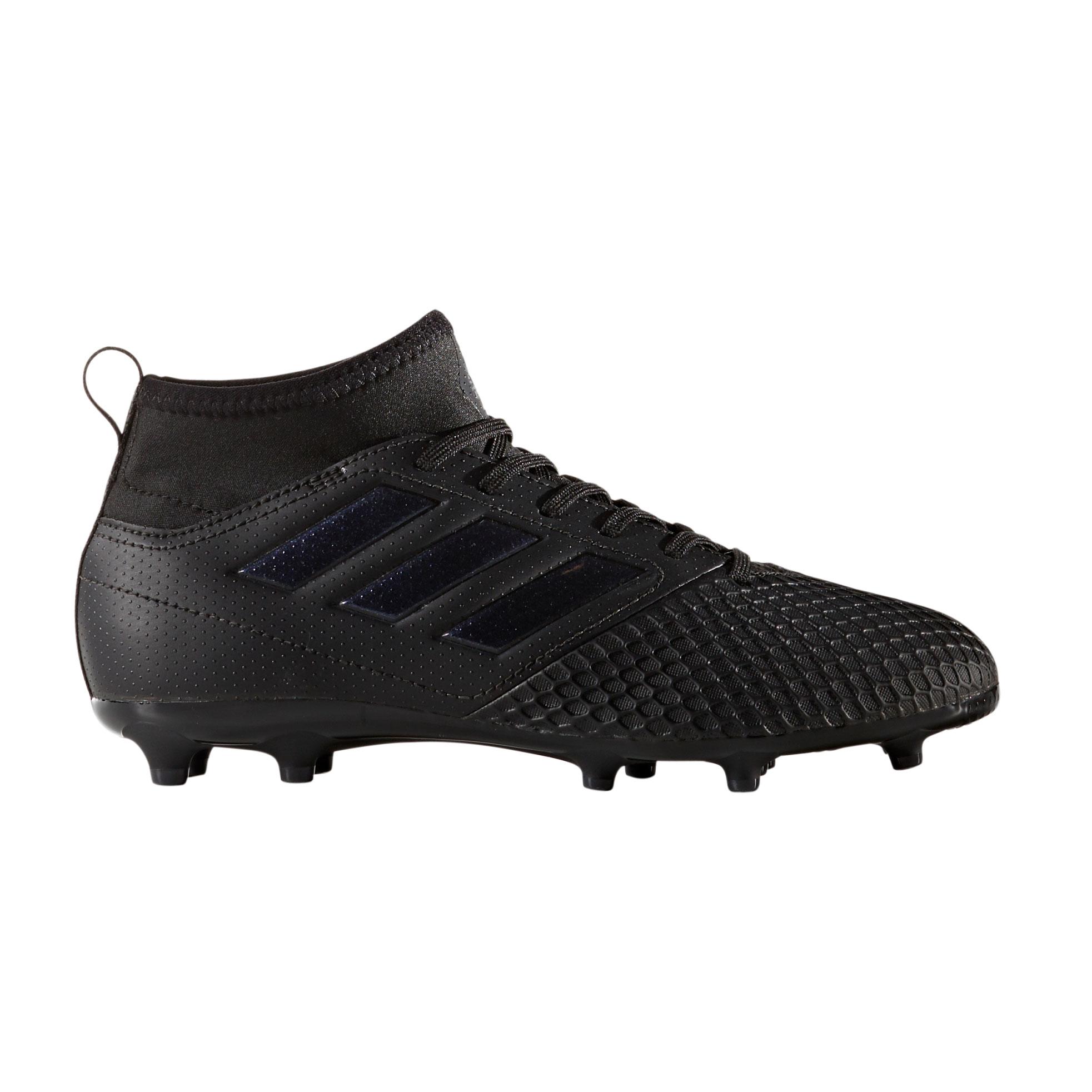 Afbeelding van Adidas Ace 17.3 FG S77069 Voetbalschoenen Junior Core Black