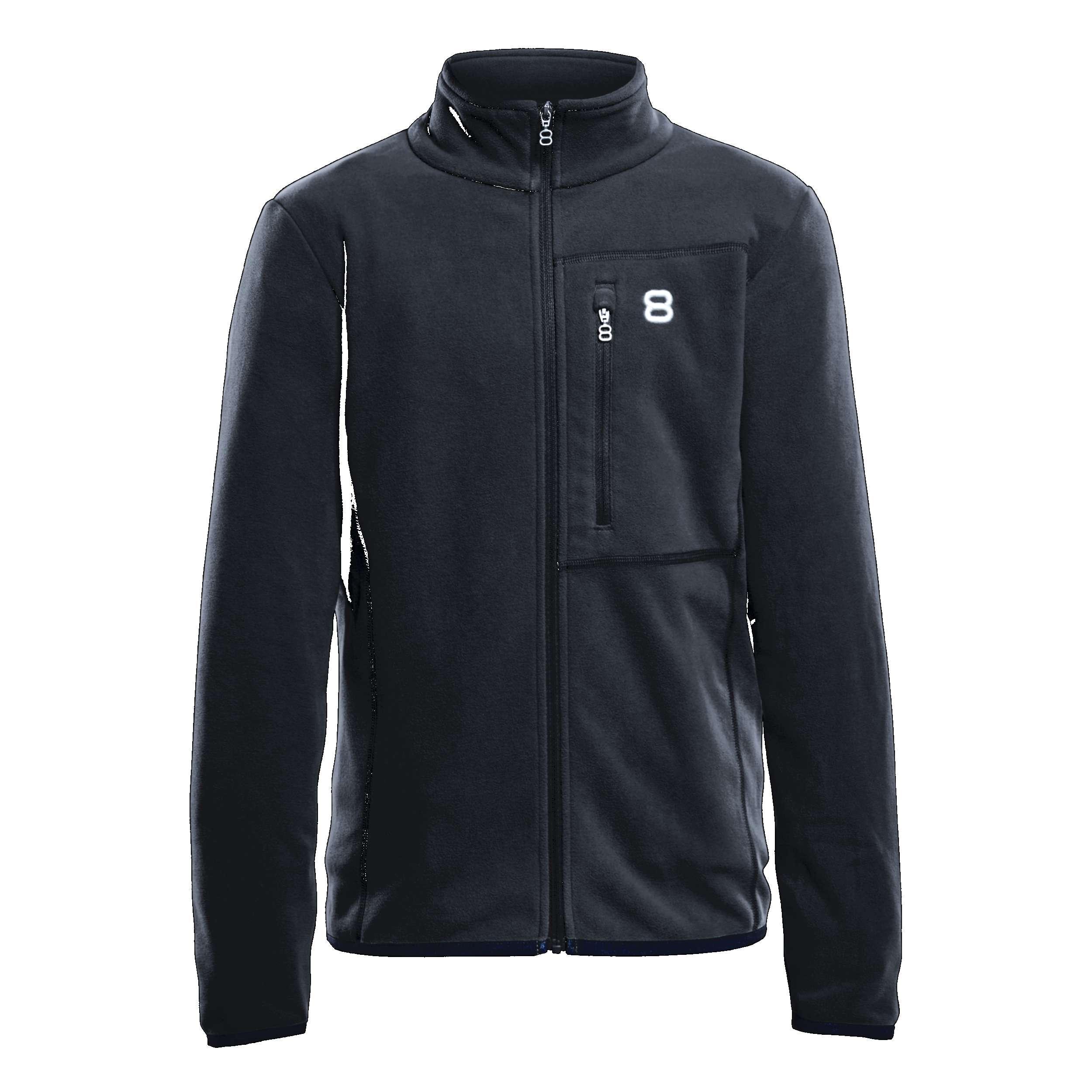 Afbeelding van 8848 Altitude Ballard Sweat Fleece Vest Junior Black