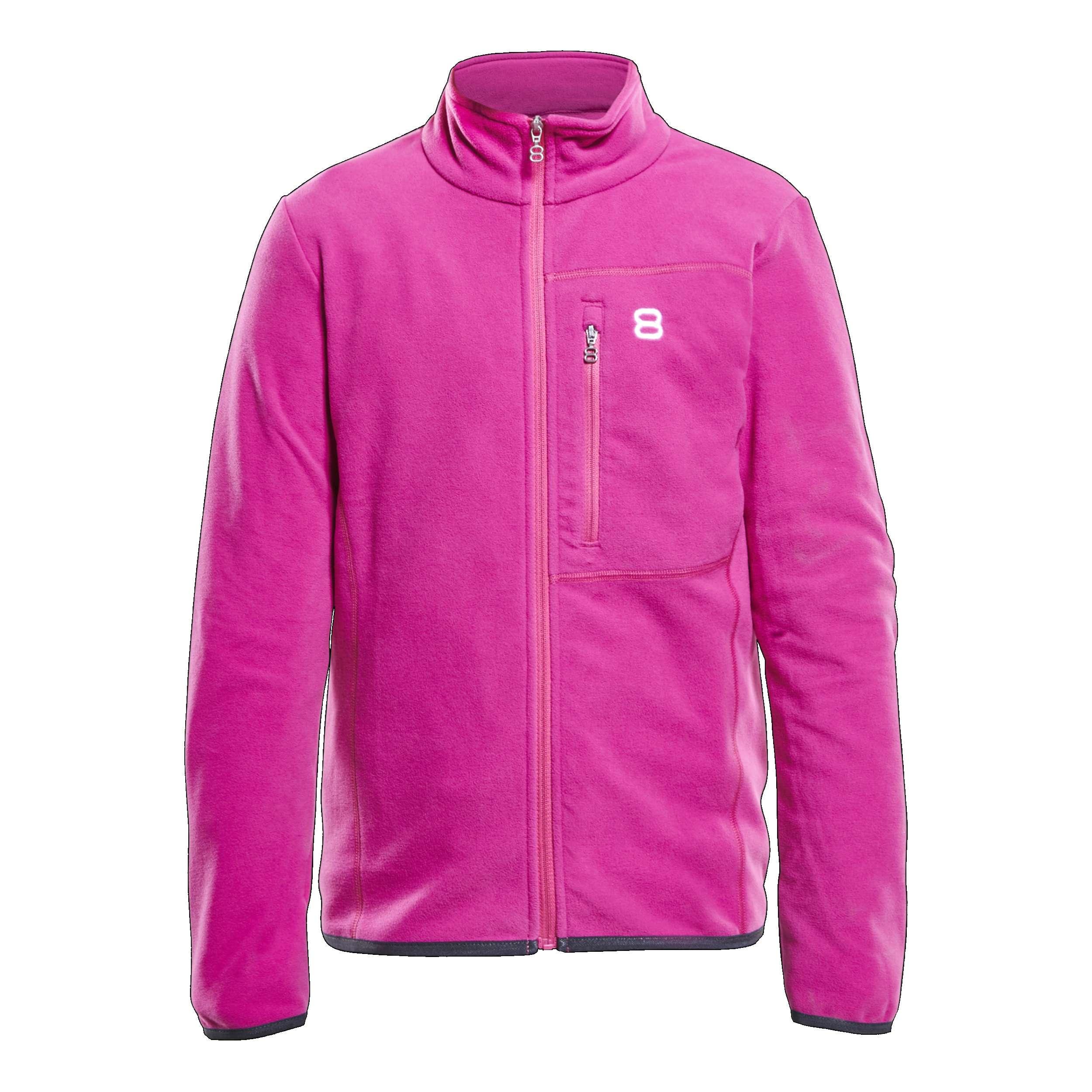 Afbeelding van 8848 Altitude Ballard Sweat Fleece Vest Junior Pink