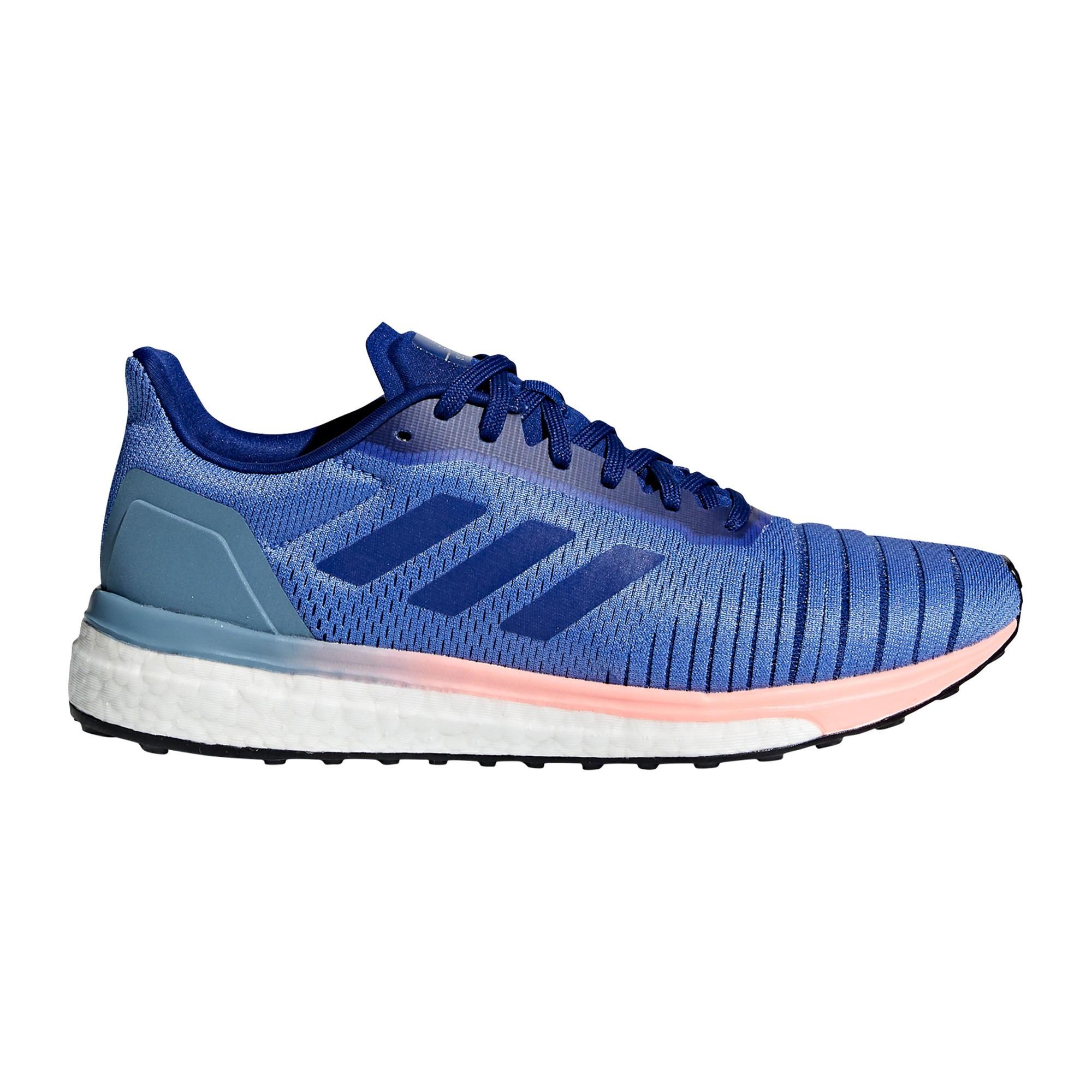 Afbeelding van Adidas Solar Drive AC8139 Hardloopschoenen Dames Real Lilac