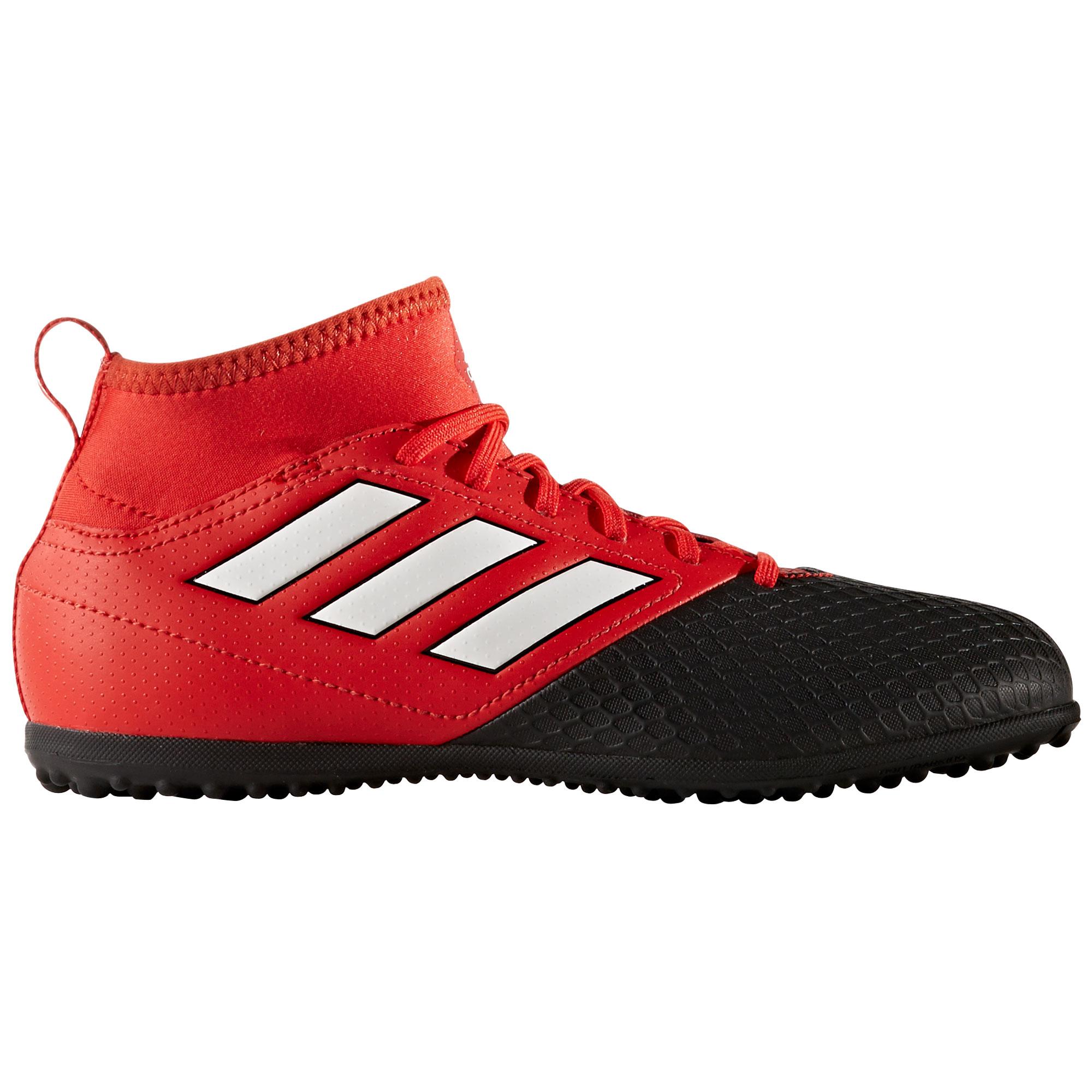 Afbeelding van Adidas Ace 17.3 Primemesh TF BA9225 Voetbalschoenen Junior Red