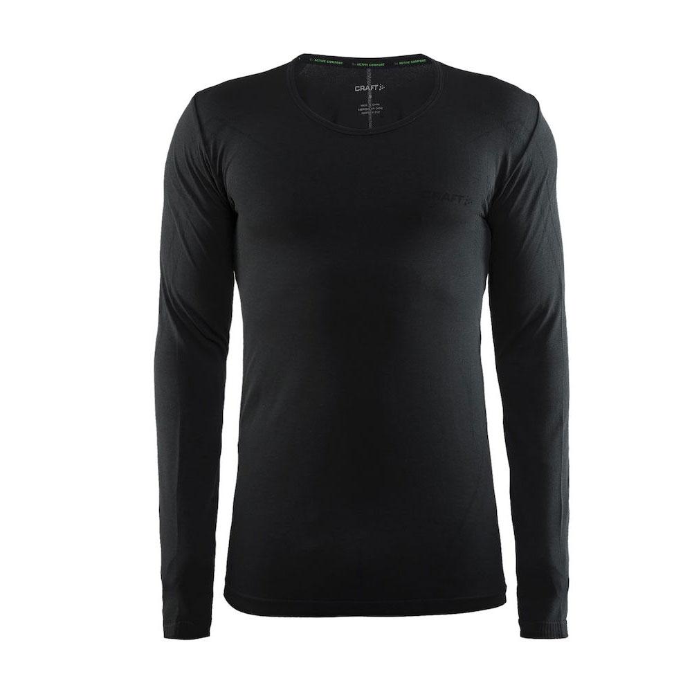 Afbeelding van Craft Active Comfort RN LS M black solid
