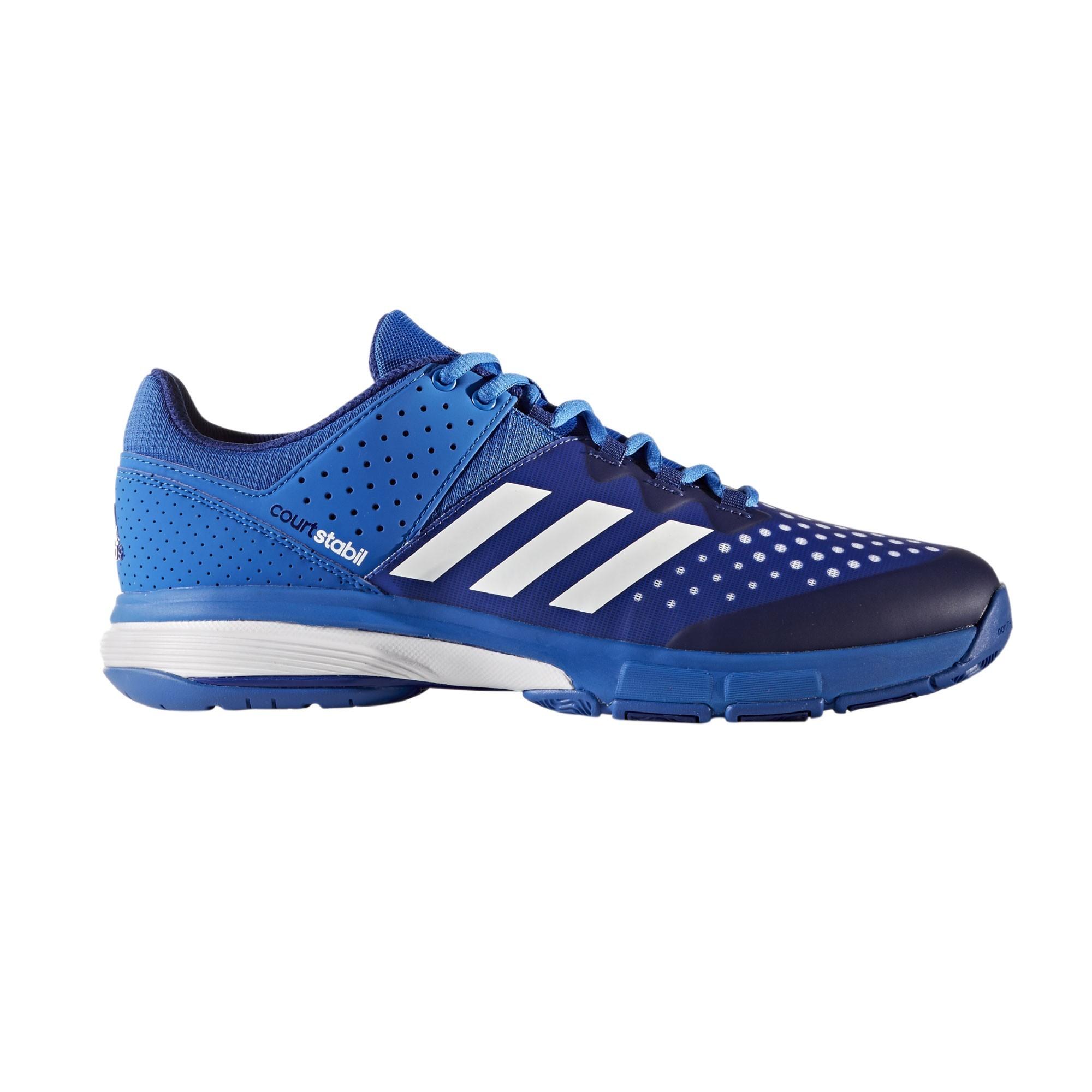 Afbeelding van Adidas Court Stabil BY2840 Indoorschoenen Heren Blue