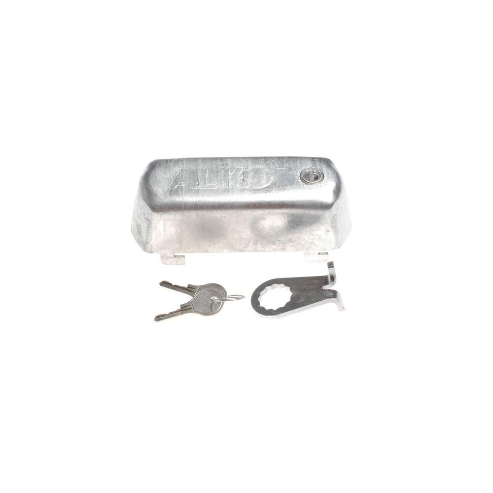 Afbeelding van Al Ko Safety Compact Premium Uitdraaisteunen Diefstalbeveiliging