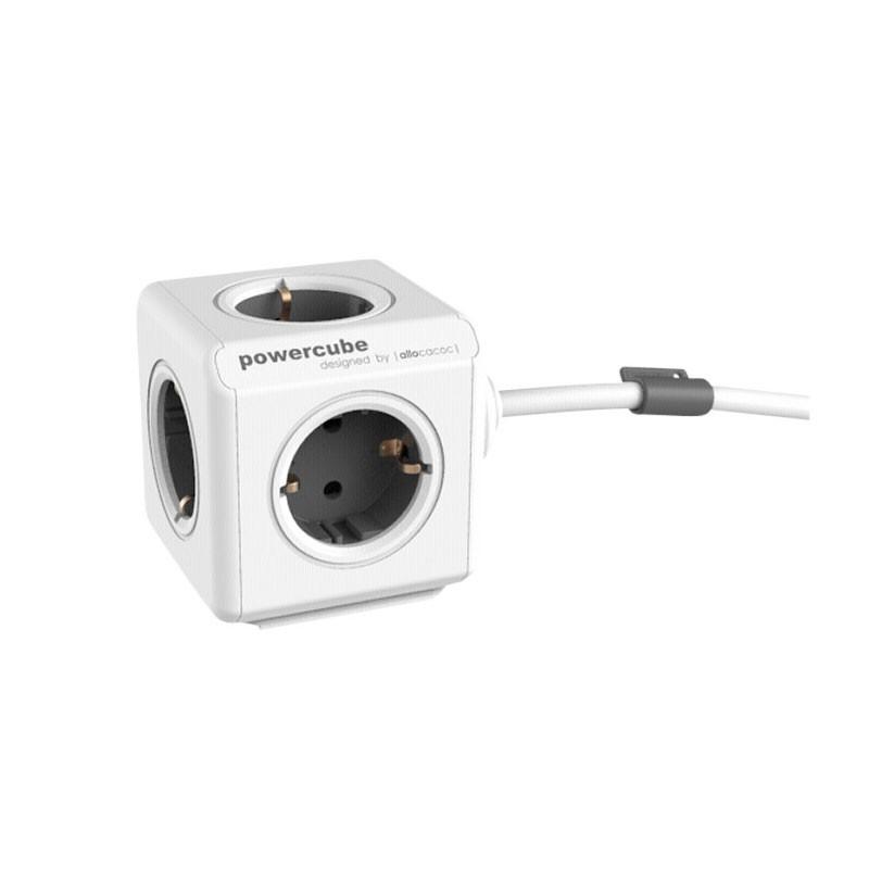 Afbeelding van Allocacoc PowerCube Extended USB Tafelcontactdoos
