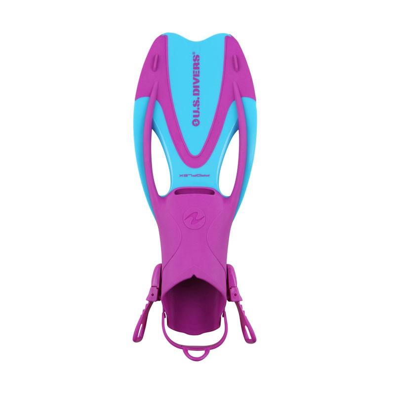 Afbeelding van Aqua Lung Sport Proflex II Zwemvliezen Junior Paars