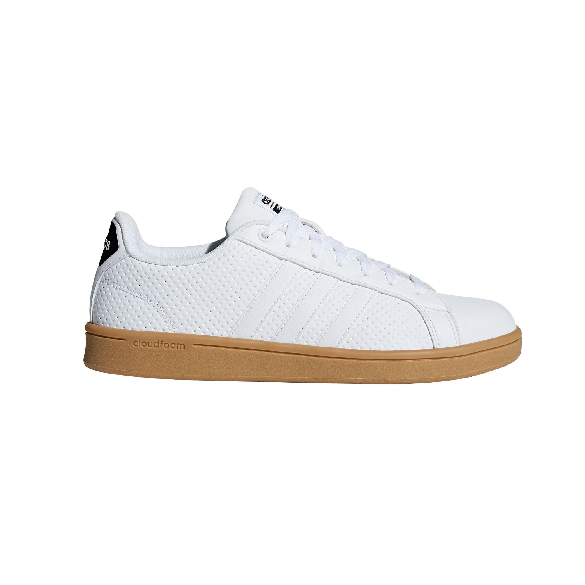 Afbeelding van Adidas Cloudfoam Advantage B43662 Vrijetijdsschoenen Heren Footwear White