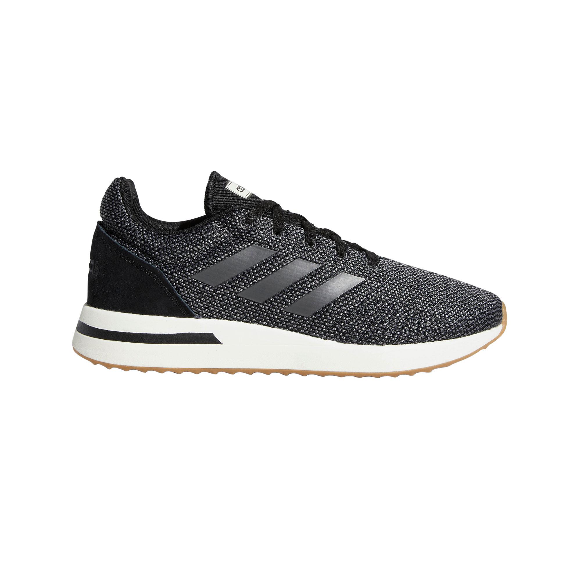 Afbeelding van Adidas Run 70S B96558 Vrijetijdsschoenen Heren Core Black Grey Five Carbon