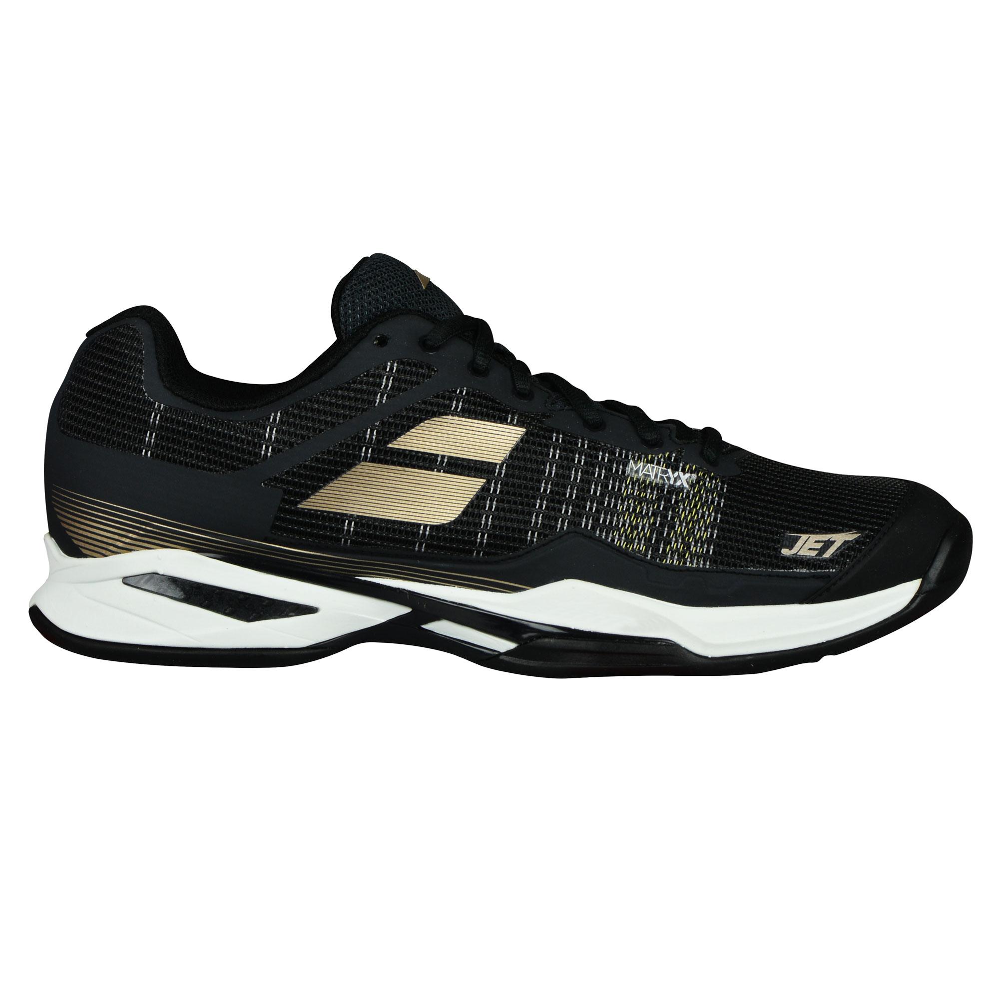 Afbeelding van Babolat Jet Mach I Clay 30S18650 Tennisschoenen Heren Black EU 42 1/2