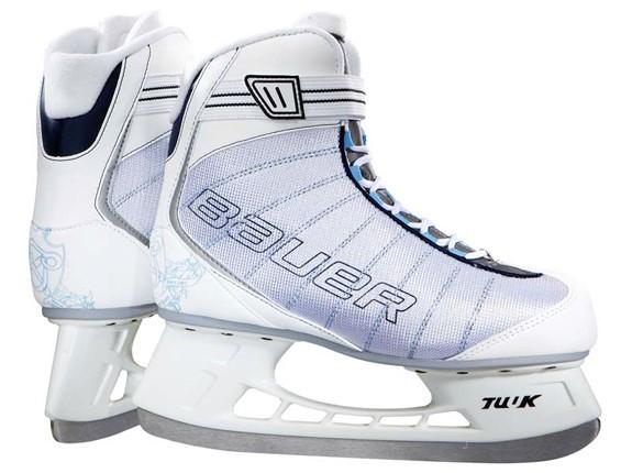 Afbeelding van Bauer Flow Ijshockeyschaatsen Dames