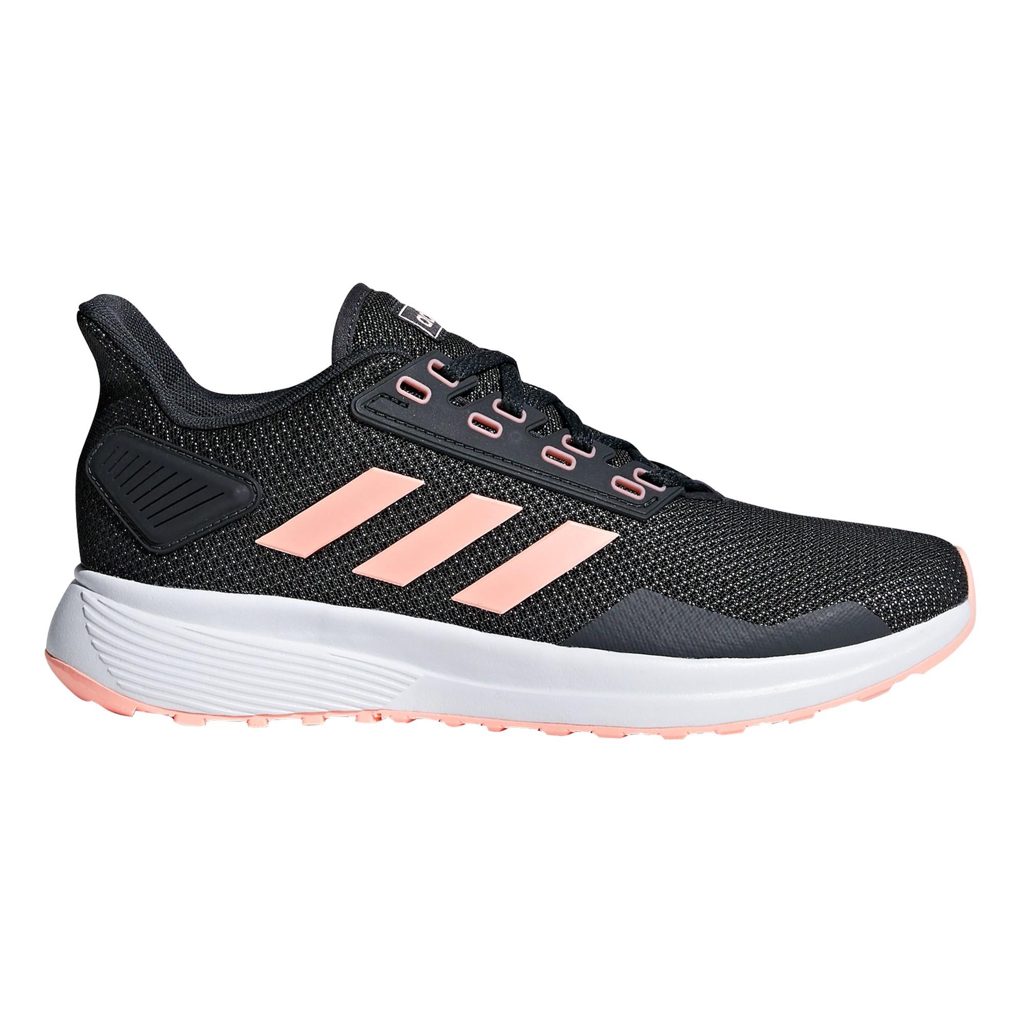 Afbeelding van Adidas Duramo 9 BB6930 Hardloopschoenen Dames Carbon