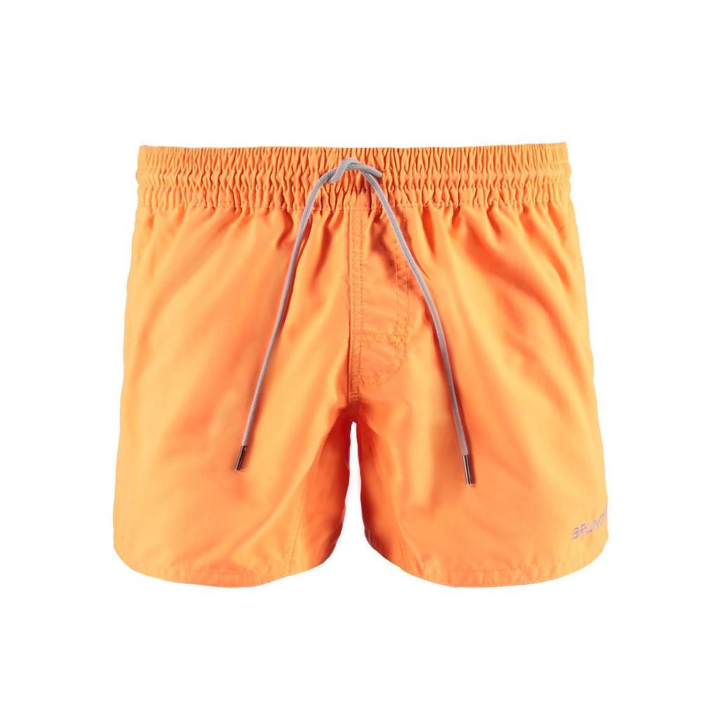 Afbeelding van Brunotti Crunot Short Zwembroek Heren Neon Orange S