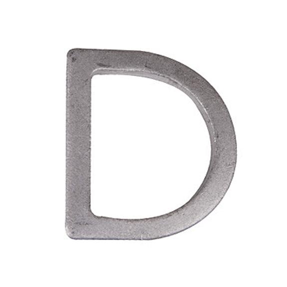 Afbeelding van Campking Aluminium D ring 9 Mm