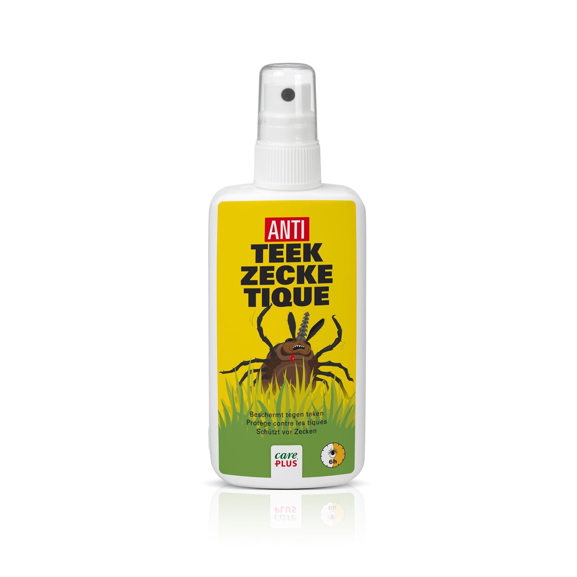 Afbeelding van Care Plus Anti teek Spray 100 Ml