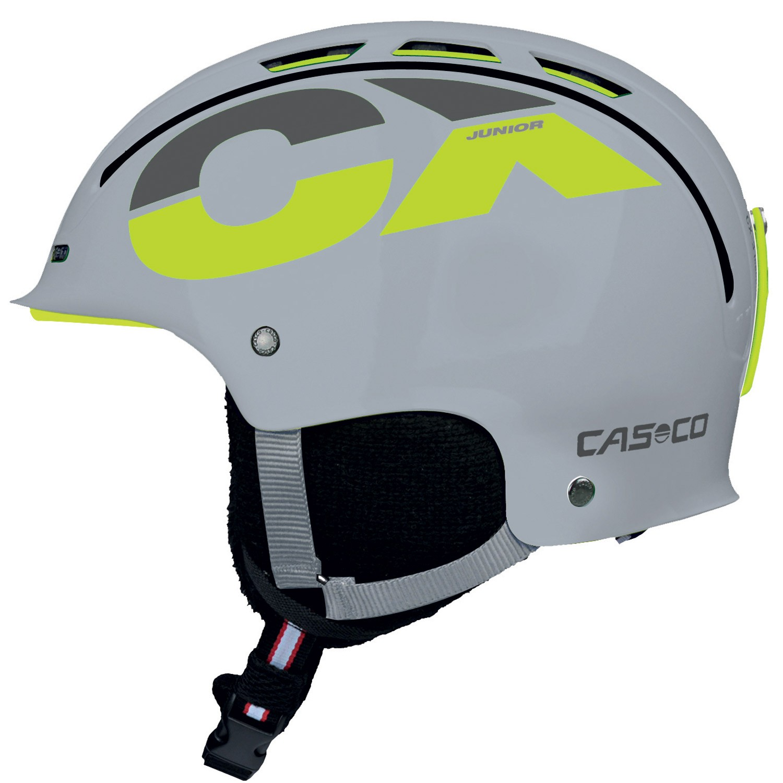 Afbeelding van Casco CX 3 Helm Junior Grey Neon