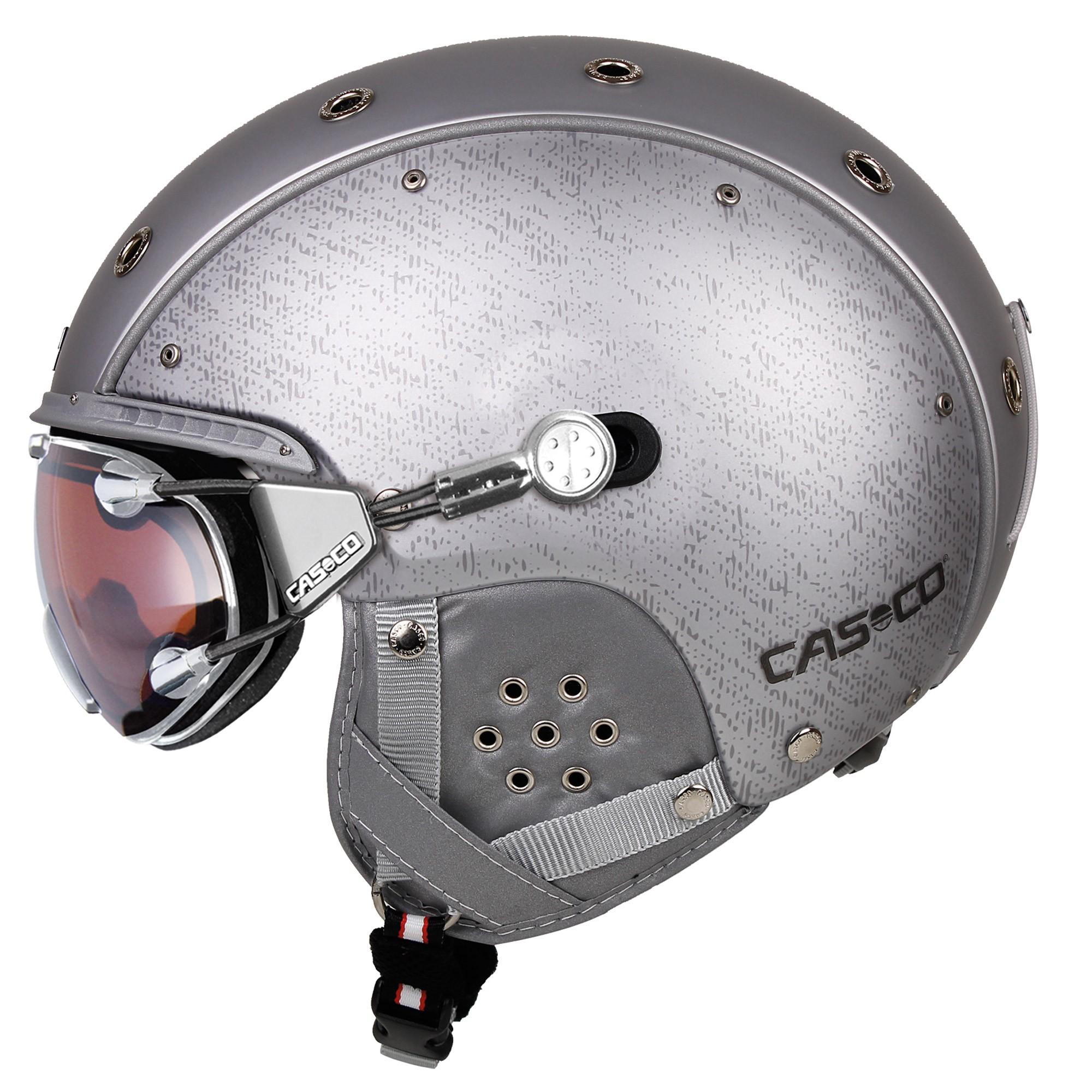 Afbeelding van Casco SP 3 Airwolf Helm Gun Metal 58 62 Cm