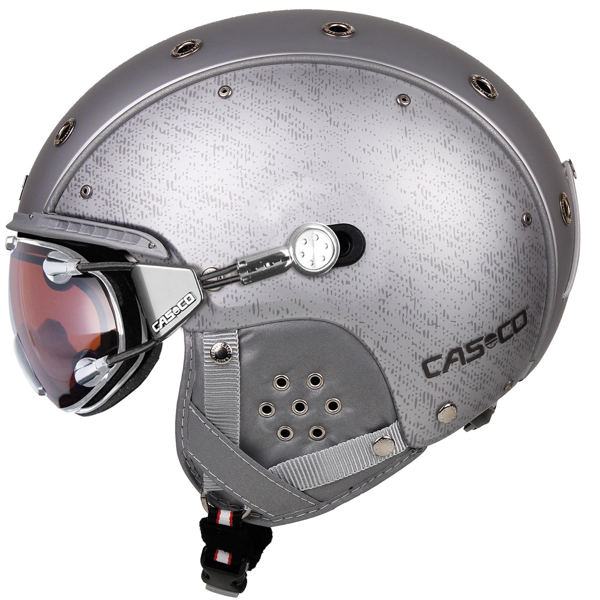 Afbeelding van Casco SP 3 Airwolf Helm Silver 54 58 Cm