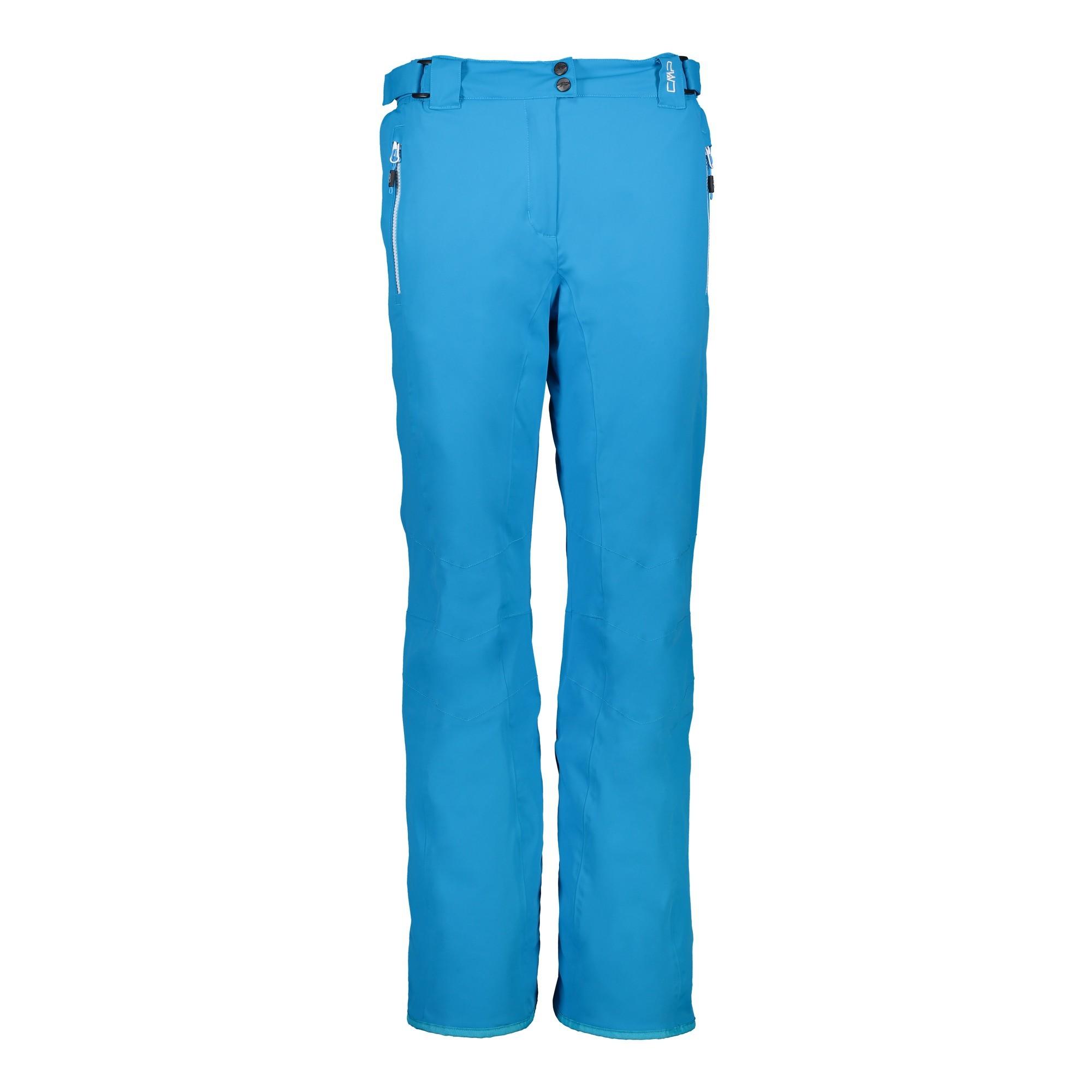 Afbeelding van CMP 3W04266 Skibroek Dames Blue Jewel 36