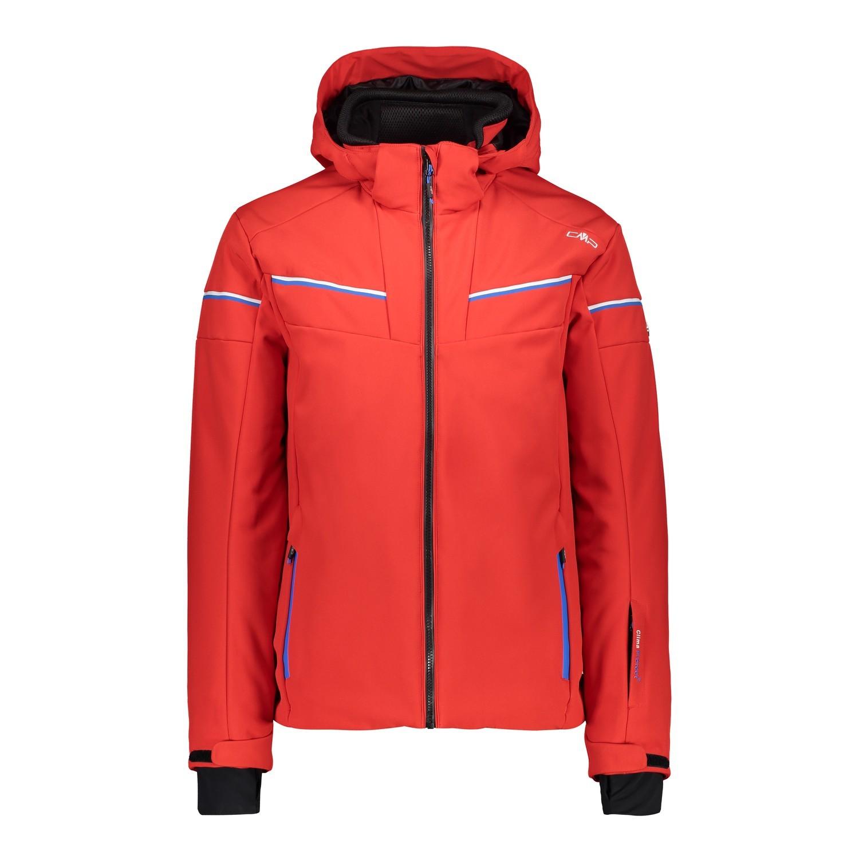 Afbeelding van CMP Man Jacket Zip Hood 38W0517 Winterjas Heren Ferrari