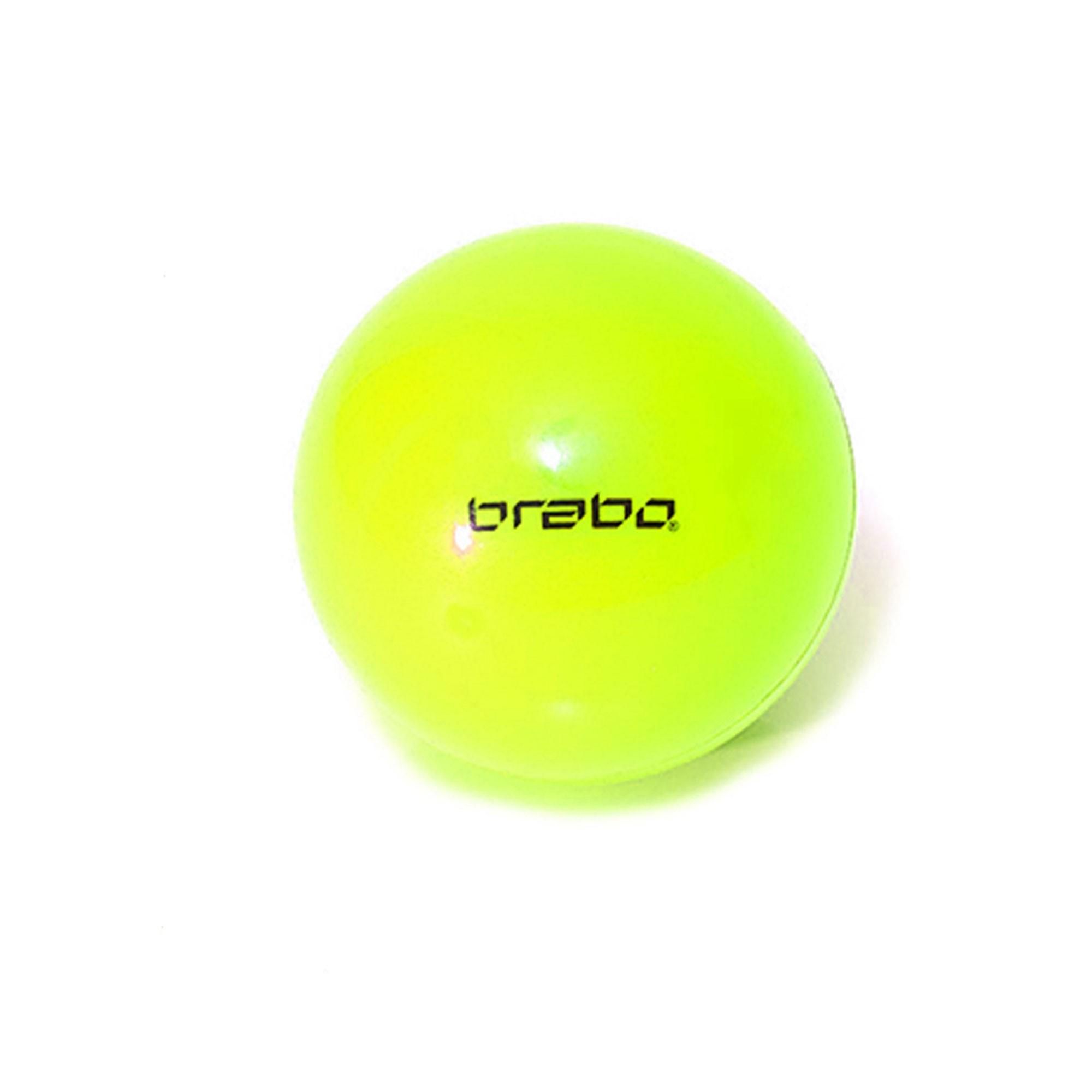 Afbeelding van Brabo Comp Ball Hockeybal Lime
