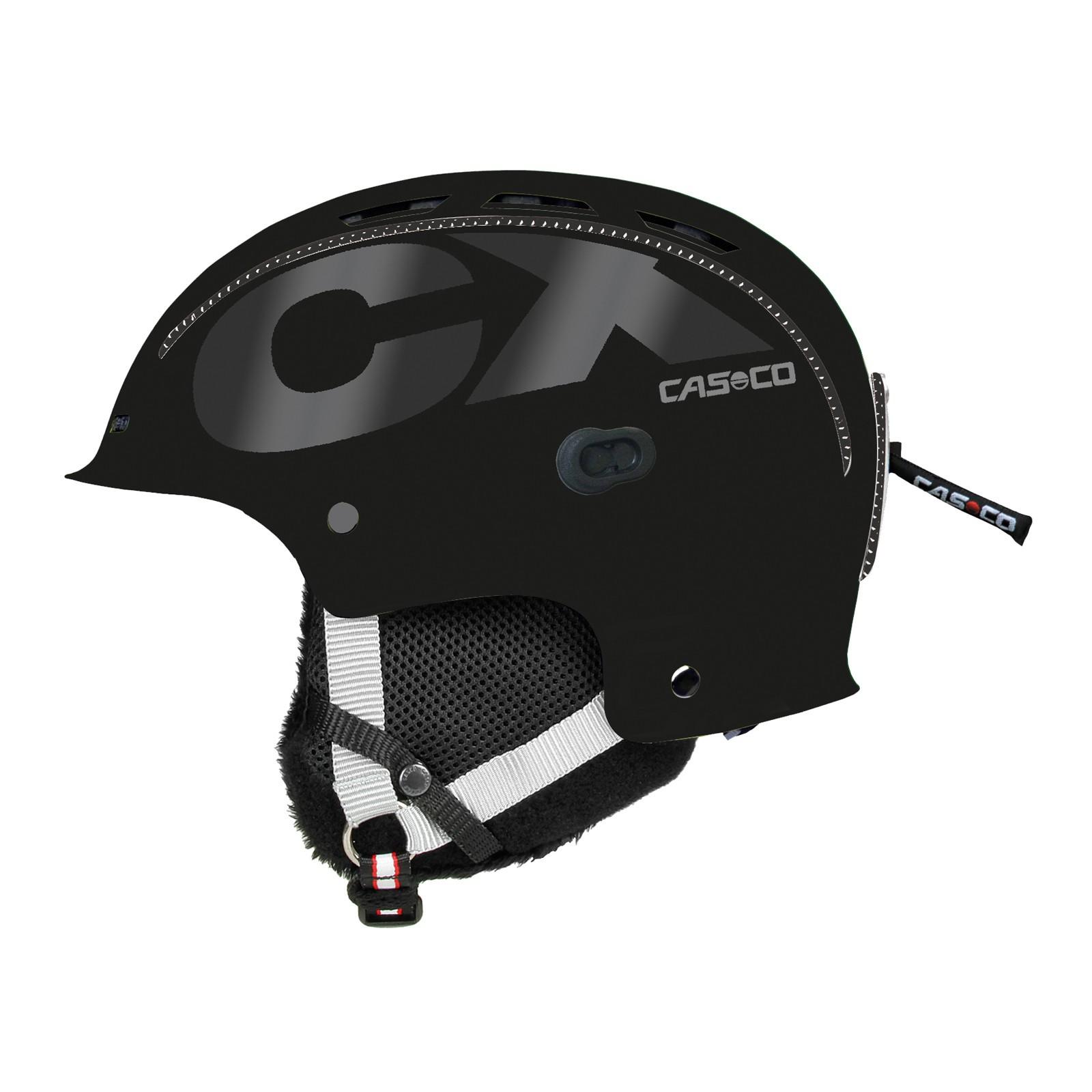 Afbeelding van Casco CX 3 Icecube Helm Black