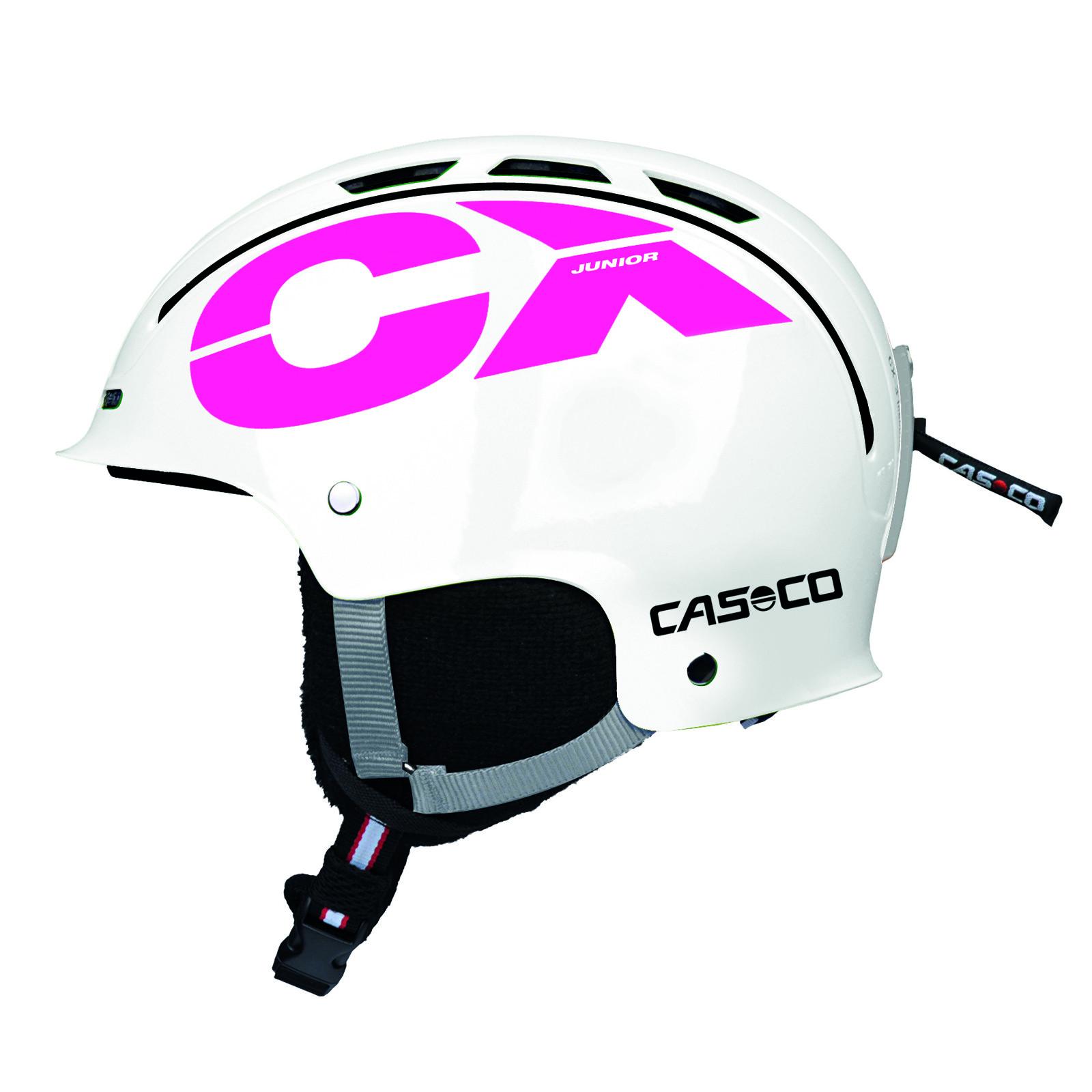 Afbeelding van Casco CX 3 Helm Junior White Pink