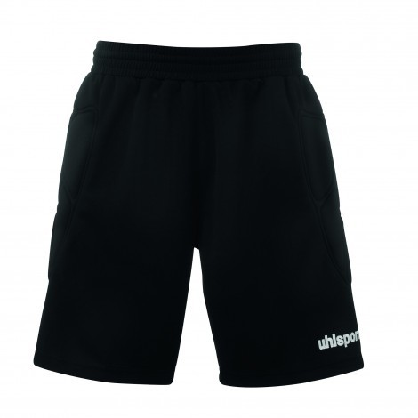 Uhlsport Sidestep keepersshort junior zwart