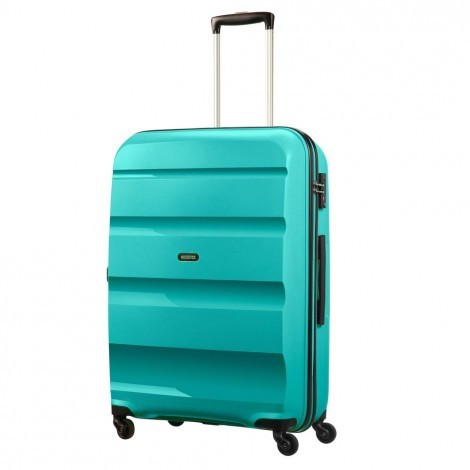 American Tourister Bon Air Spinner 75 koffer deep turquoise