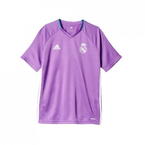 adidas Real Madrid trainingsshirt junior