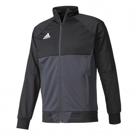 Adidas Tiro17 trainingsjack heren black