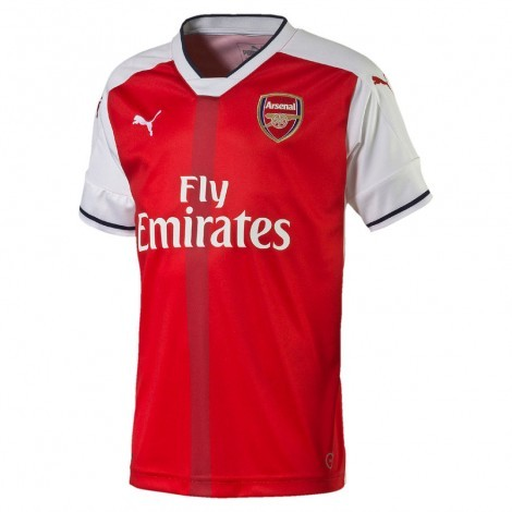 Puma Arsenal thuisshirt junior
