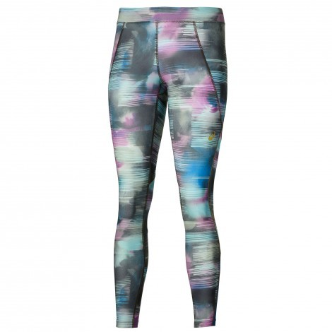 Asics Graphic Tight 26in 134466-1061 hardlooptight dames front