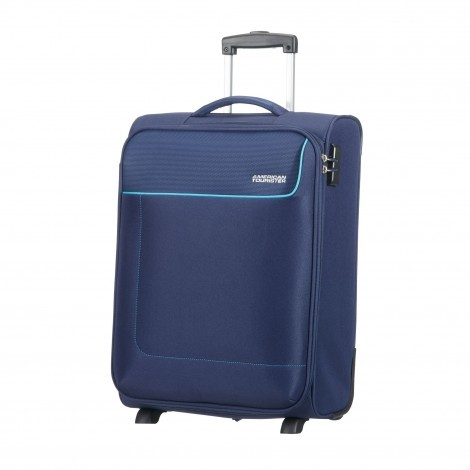 American Tourister Funshine Upright 39L trolley orion blue