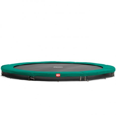 BERG Toys InGround Champion trampoline