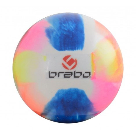 Brabo smooth rainbow hockeybal
