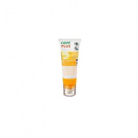 Care Plus Face & Lip SPF 50 zonnebrand