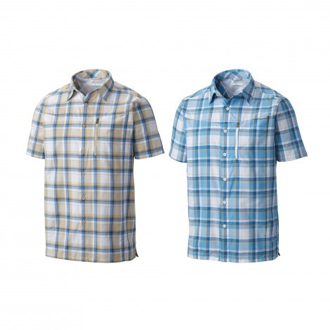 Columbia Silver Ridge Multi Plaid overhemd heren