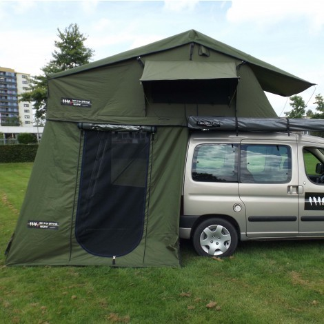 Dare to be Different Outdoor 140CL Daktent polyester ondertent