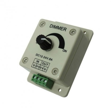 NauticLED Roterende led dimmer