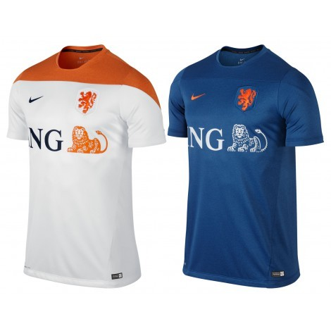 Nederlands Elftal trainingsshirt junior