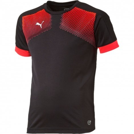 Puma IT evoTRG graphic tee trainingsshirt junior