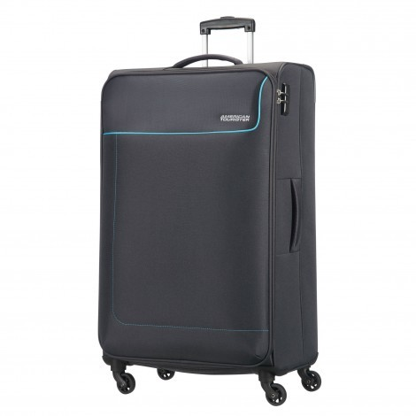 American Tourister Funshine Spinner 99,5L trolley graphite