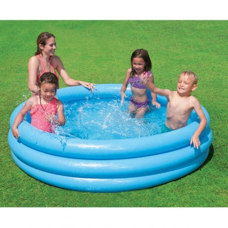 Intex Crystal Blue Pool zwembad