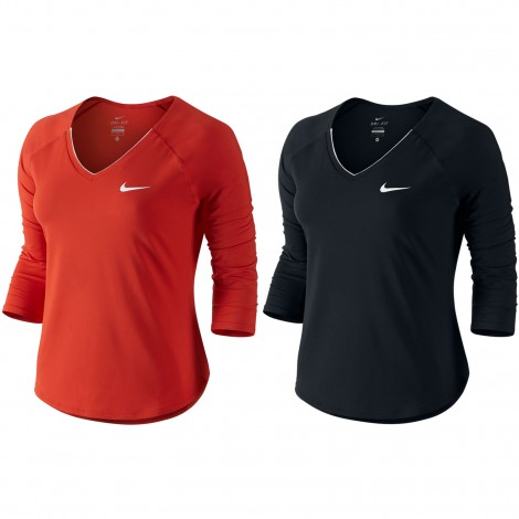 Pure tennisshirt LM dames