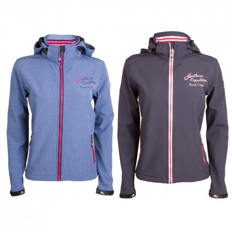 Nord Cape Fay softshell dames overview