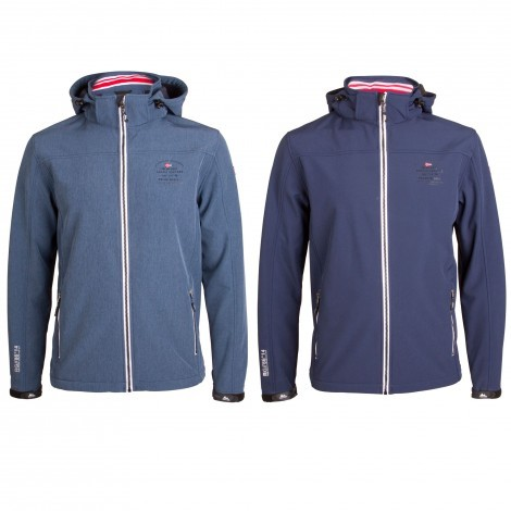 Nord Cape Trond softshell heren overview