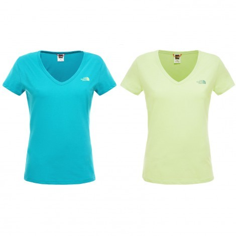 The North Face Simple Dome shirt dames